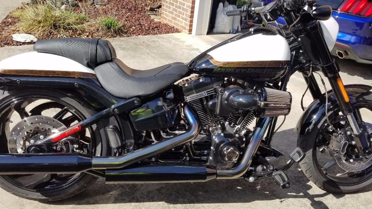 2016 Harley-Davidson BREAKOUT CVO
