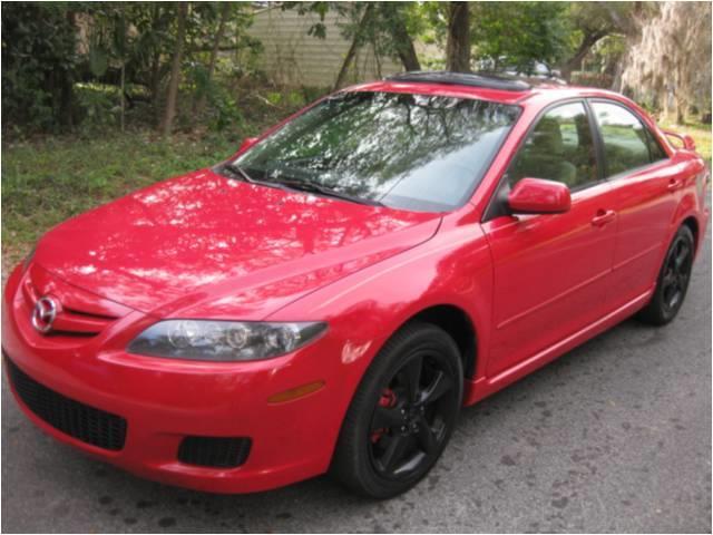 2008 Mazda 6 S
