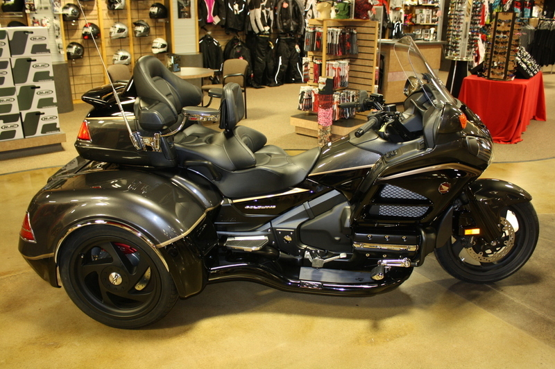 2016 Honda California Side Car Gl18hpm Gold Wing Audio Comfort