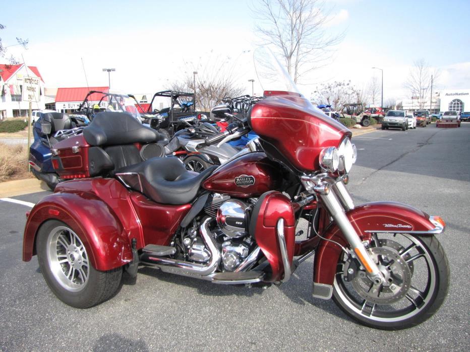 2009 Harley-Davidson FLHTCUTG Tri Glide Ultra Classic