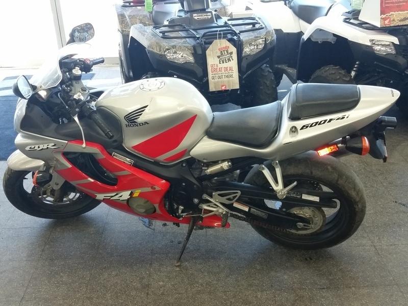 2003 Honda CBR-600F4I