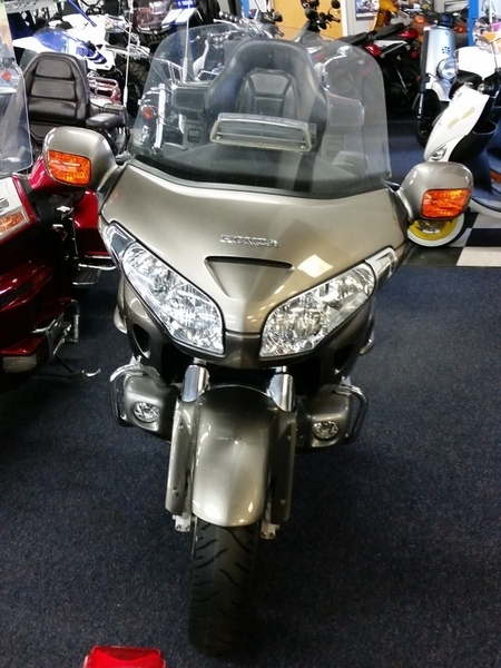 2006 Honda Gold Wing Audio / Comfort