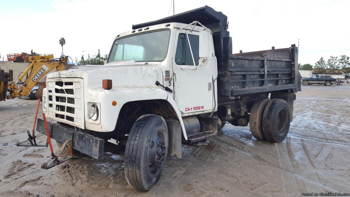 International S1900 Vehicles For Sale