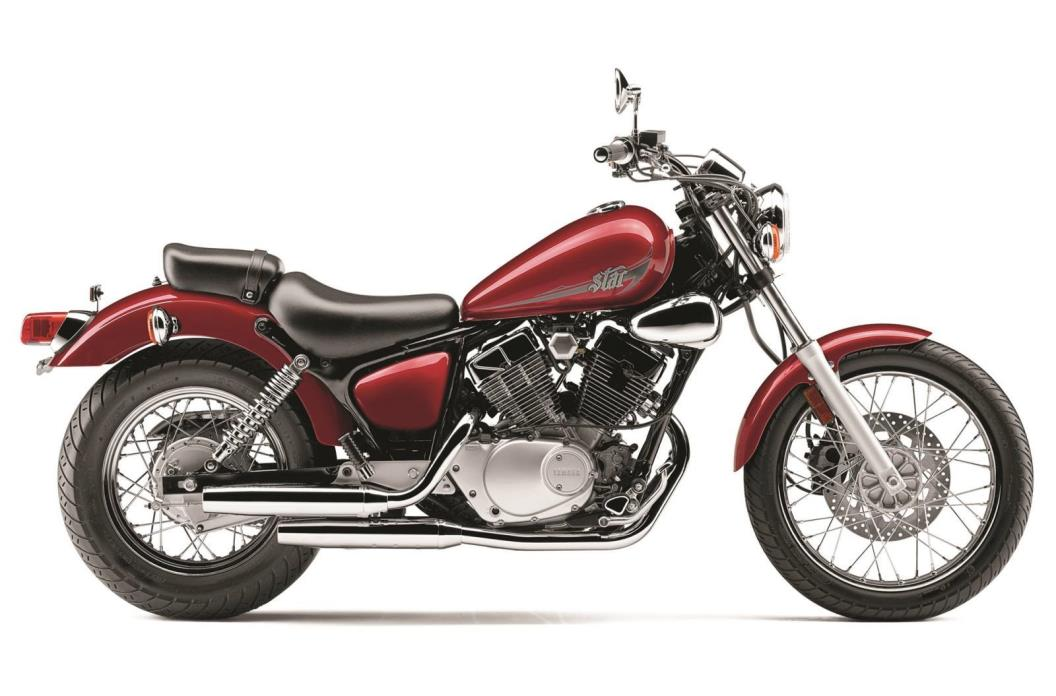2014 Yamaha XV250