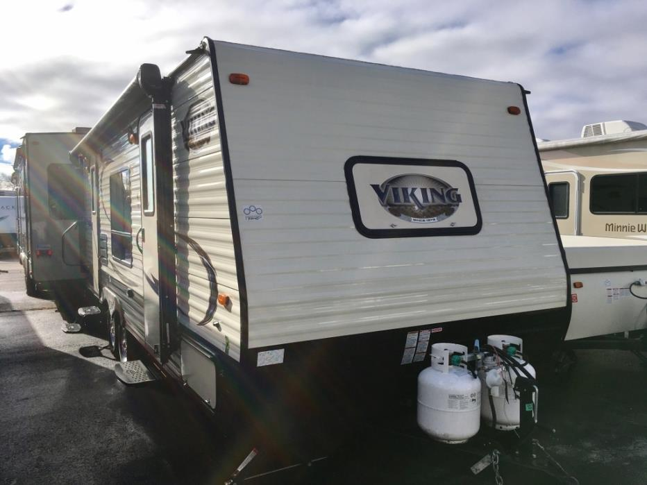 2017 Forest River Viking 21FQ