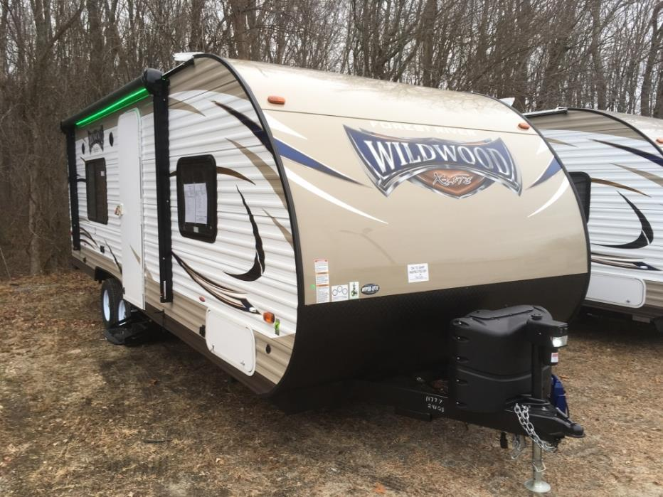 2017 Forest River Wildwood 241QBXL