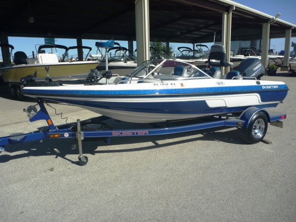 2008 Skeeter SL-180