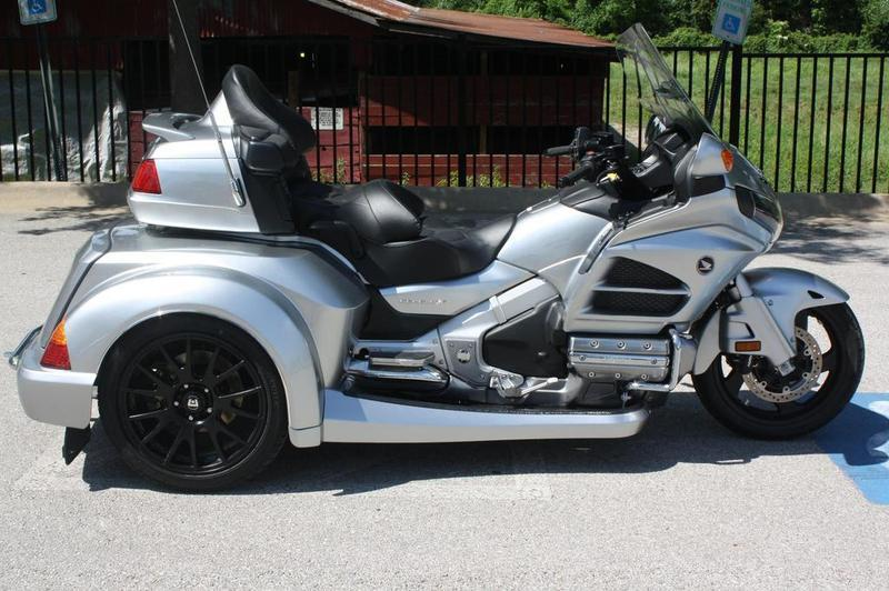 2015 Honda Roadsmith Gl18hpm Gold Wing Audio Comfort