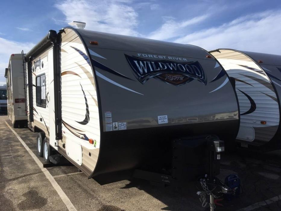 2017 Forest River Wildwood 171RBXL