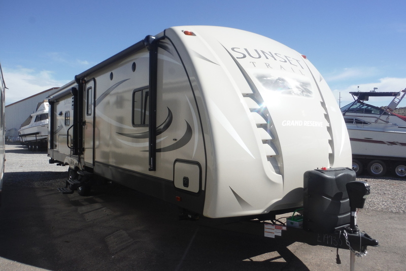 2017 Crossroads Rv Sunset Trail Sunset Grand Reserve SF33RL