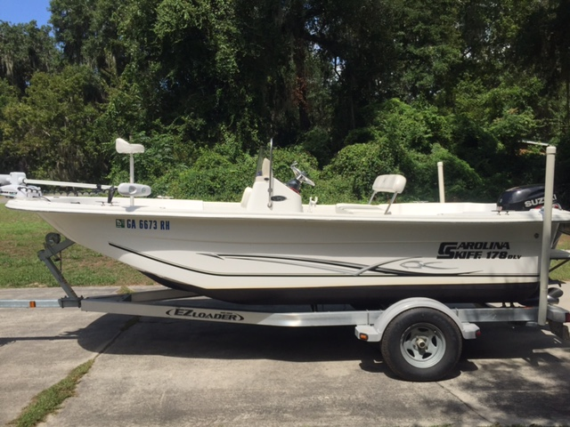 2012 Carolina Skiff 178DLV