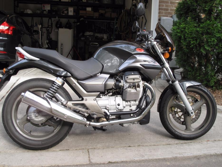 moto guzzi breva 750 motorcycles for sale in north carolina. Black Bedroom Furniture Sets. Home Design Ideas
