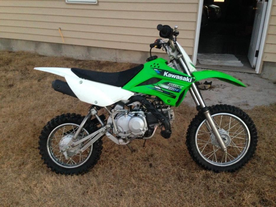 Kawasaki Klx110 motorcycles for sale in Kansas