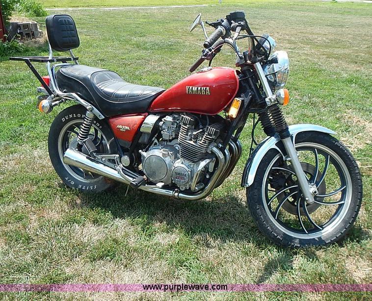 1983 Yamaha XJ650 MAXIM