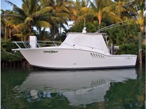 2010 Albemarle 330 Express Fisherman