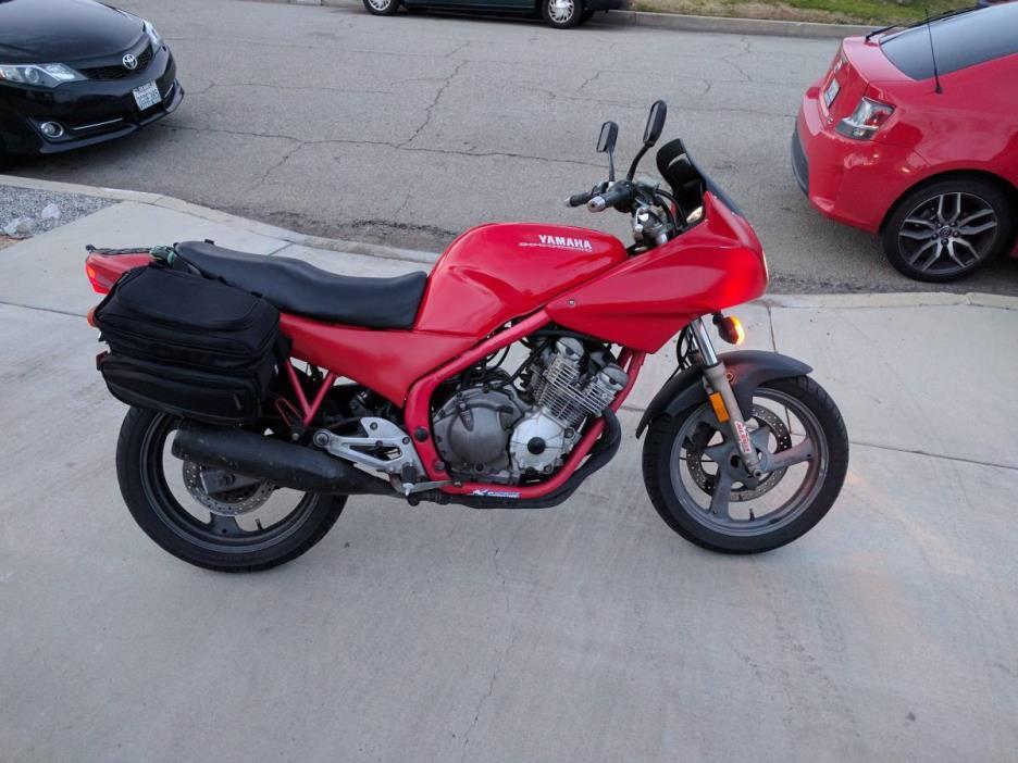 1992 Yamaha XJ600 SECA II
