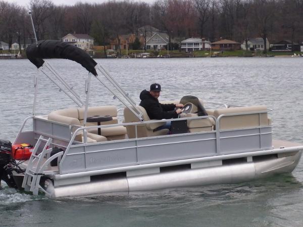 2016 Misty Harbor Boats Explorer 1680 RE