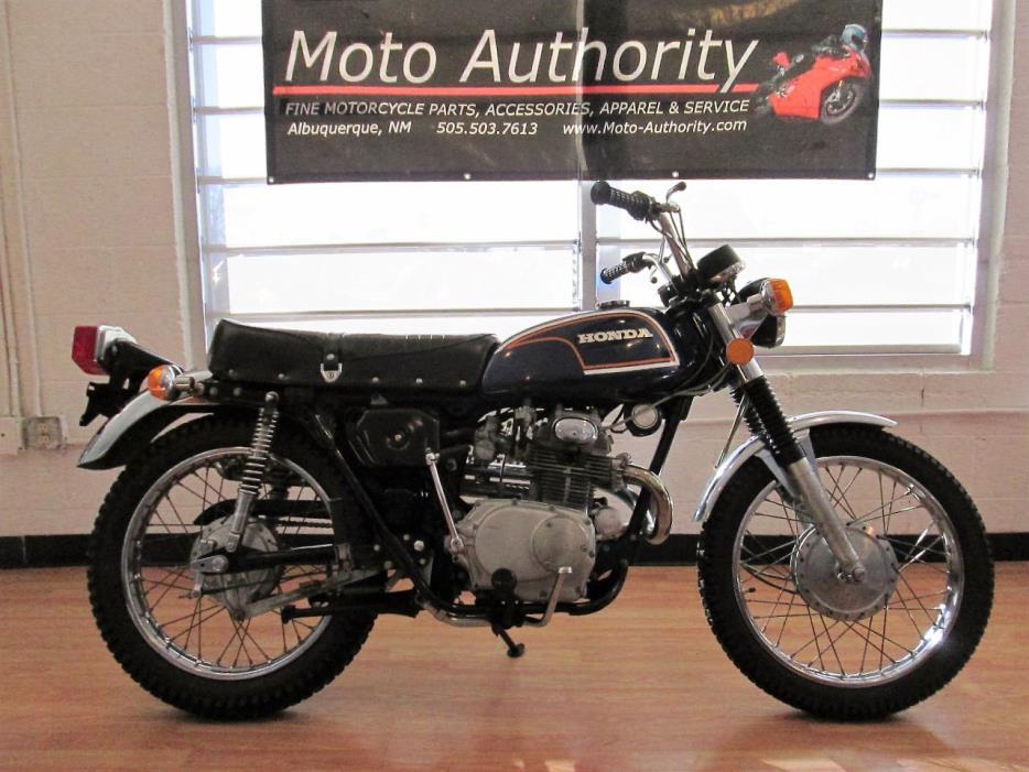 1972 Honda CL 175