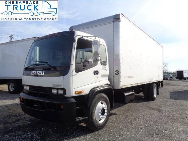 2002 Isuzu Ftr Box Truck - Straight Truck