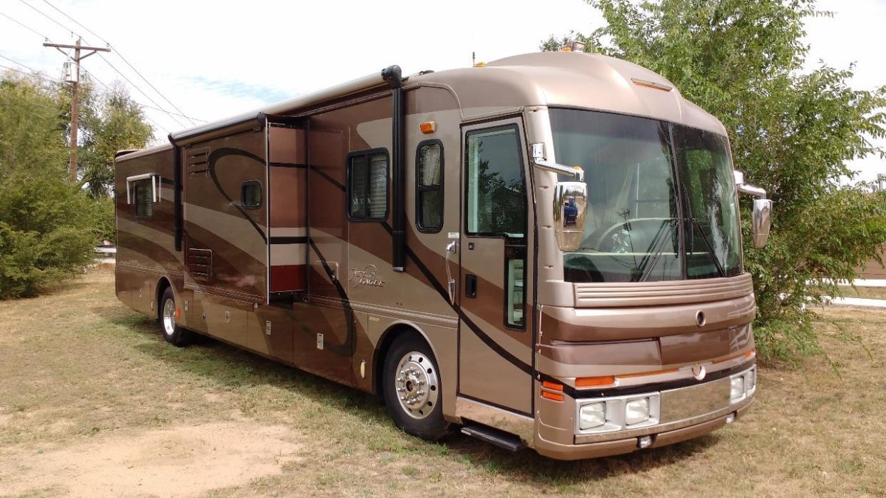 2002 American Coach 40T
