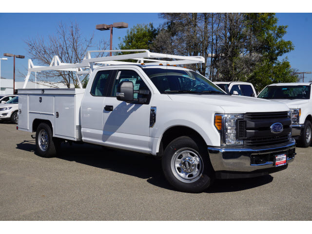 2017 Ford F-350 Super Duty  Utility Truck - Service Truck
