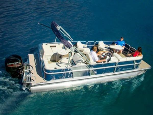 2015 Misty Harbor Boats Rear Lounger 2285