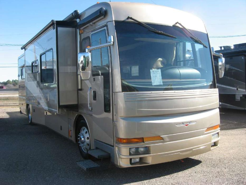 2005 American Coach American Tradition 40J - SPARTAN 400HP