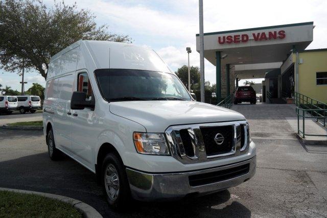 2013 Nissan Nv 2500 S Cargo  Cargo Van