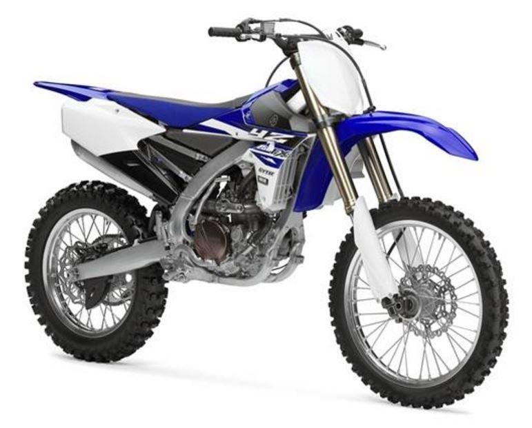 2015 Yamaha YZ 250FX