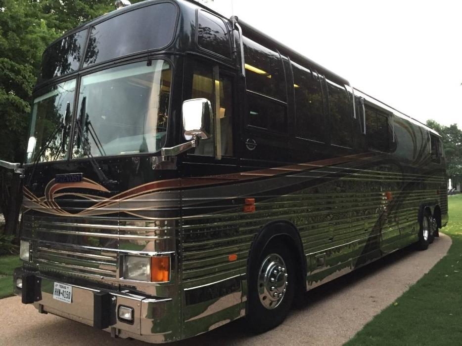 1985 Prevost MARATHON COACH BUS CONVERSION