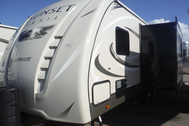 2017 Crossroads Rv Sunset Trail 240 BH