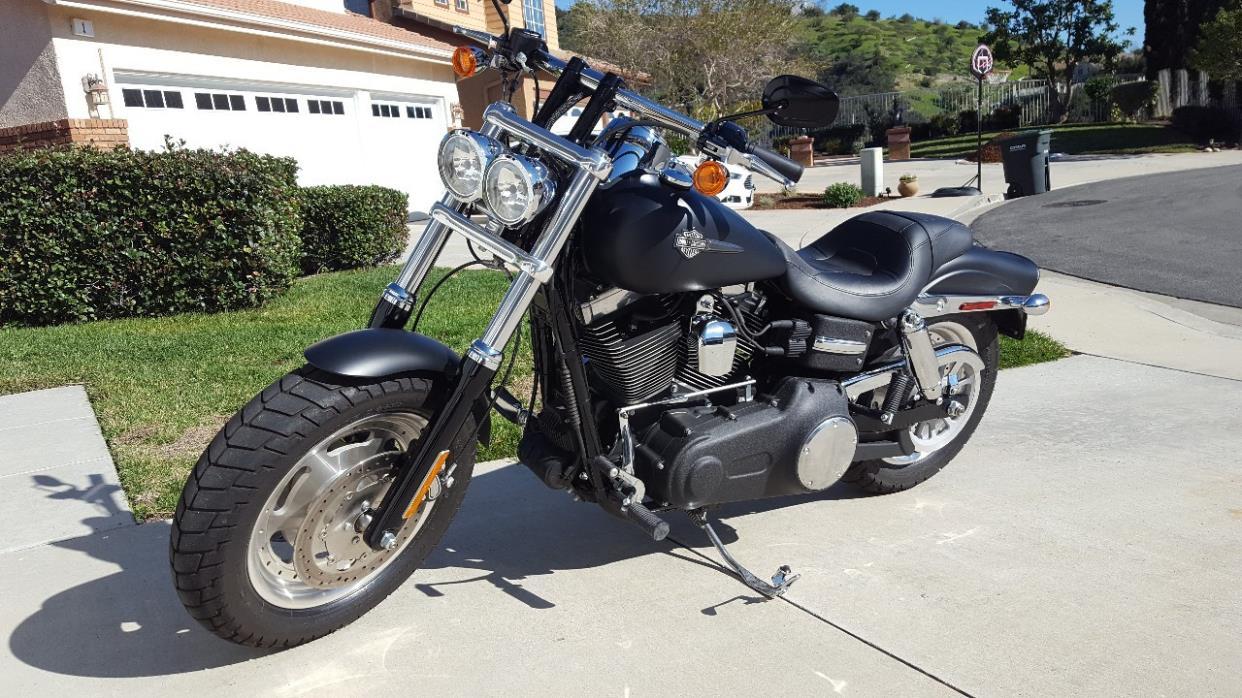 2011 Harley-Davidson FAT BOB DYNA