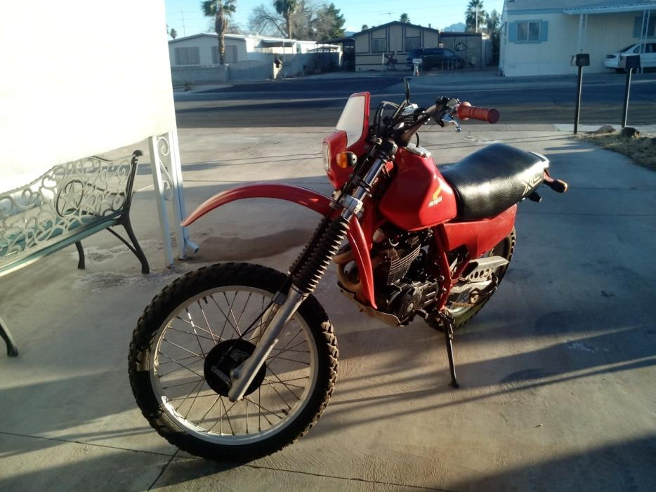Honda Xl500 Motorcycles For Sale