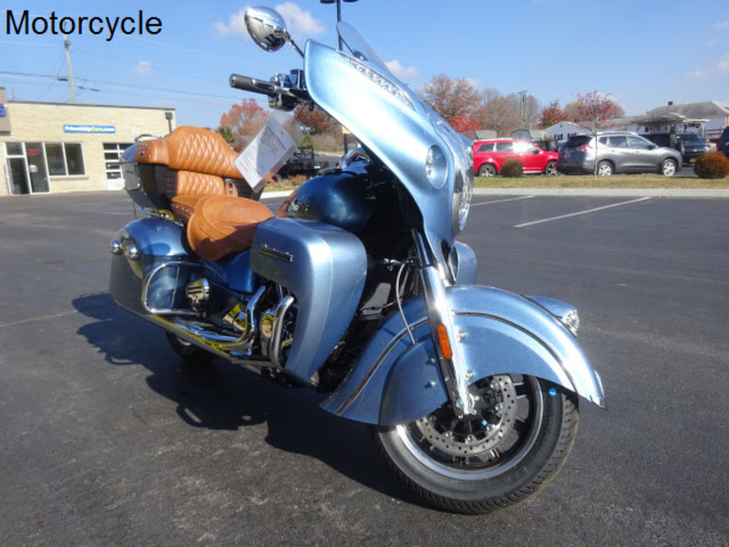 2016 Indian Chief Roadmaster