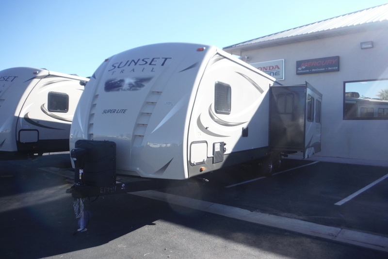 2017 Crossroads Rv Sunset Trail st300RK