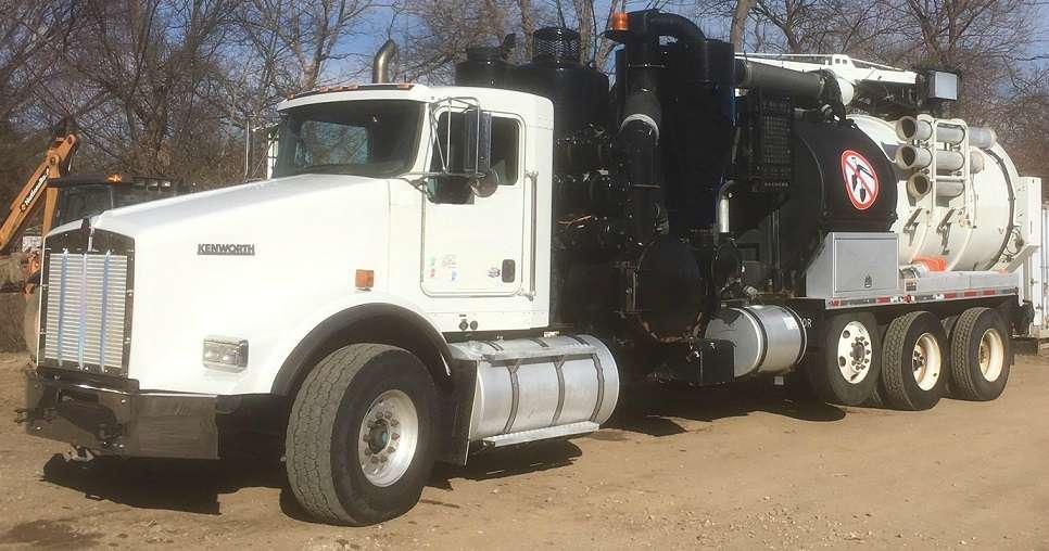 2013 Vactor 2112 Hxx Hydroexcavator -Pd Hydrovac  Vacuum Truck