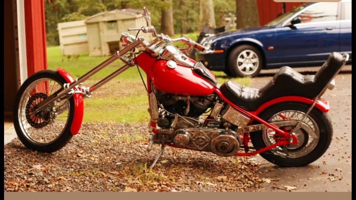 1955 Harley-Davidson PANHEAD