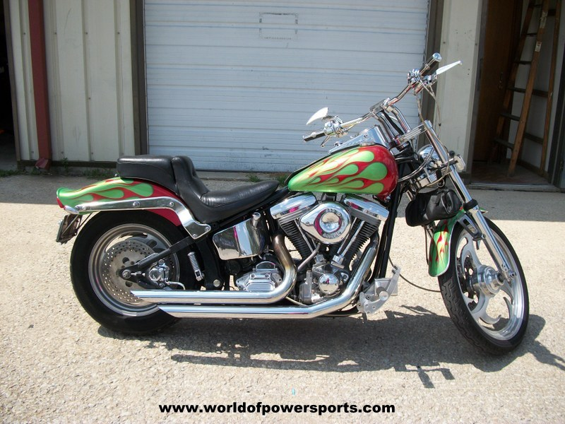 2001 Custom Build SOFTAIL