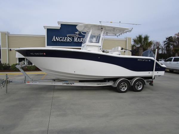 2013 Sea Fox 256 CC