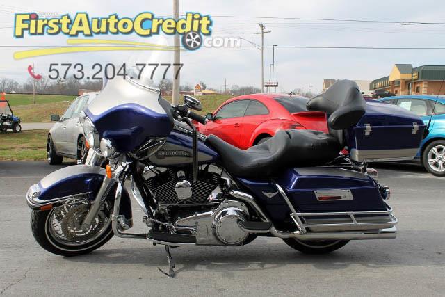 2007 Harley-Davidson Electric Glide