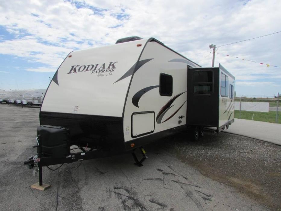 2017 Dutchmen Kodiak Express 264RLSL