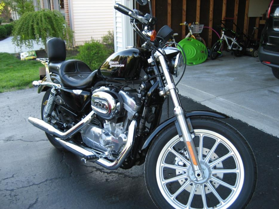2008 Harley-Davidson SPORTSTER 883 CUSTOM