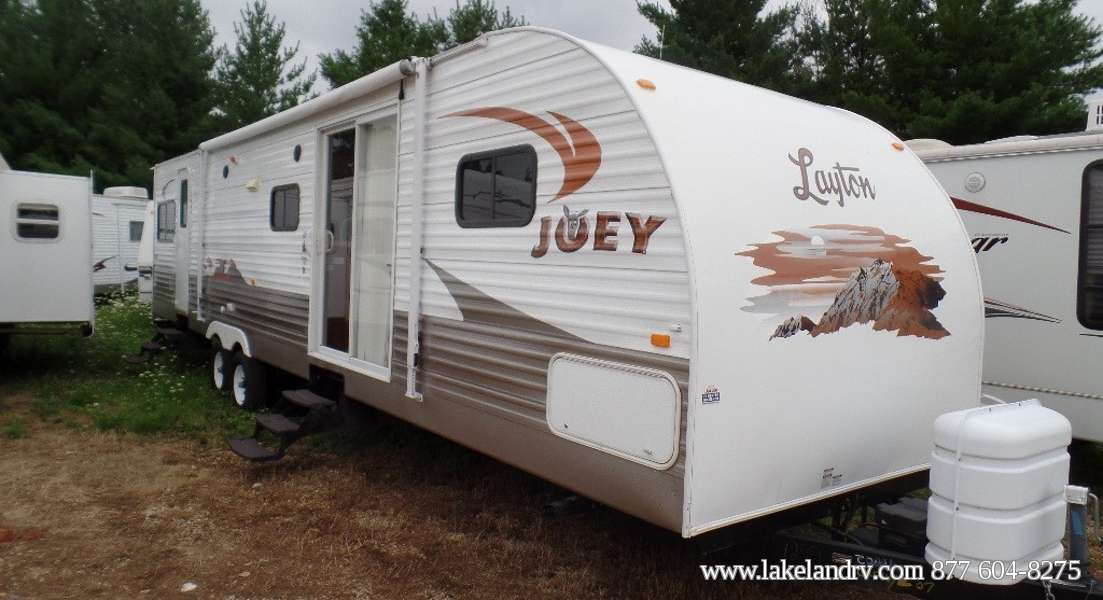 2012 Skyline Layton Joey Select 376