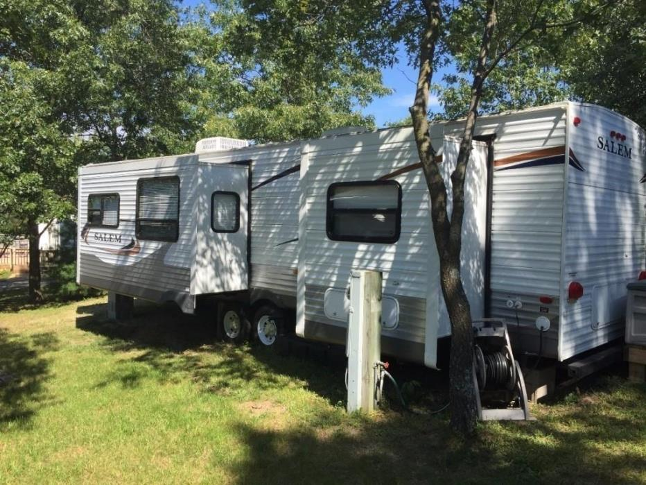 2012 Forest River SALEM 36BHBS