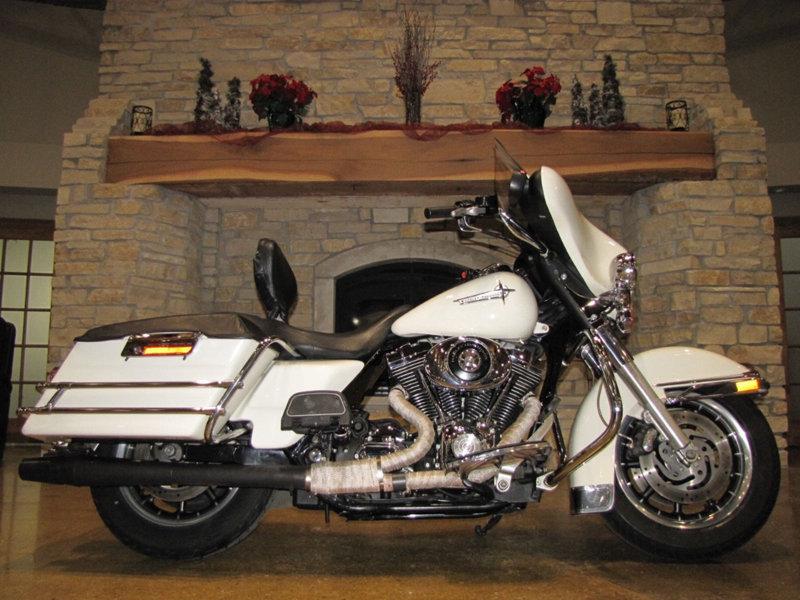 2002 Harley-Davidson ELECTRA GLIDE POLICE FLHTPI