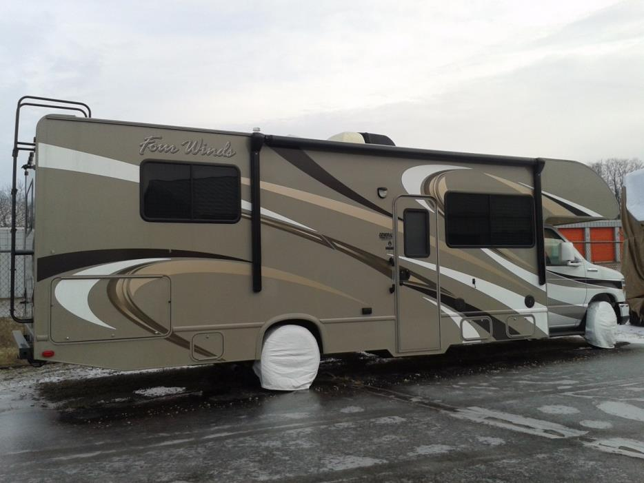 2014 Thor Motor Coach FOUR WINDS 280RB