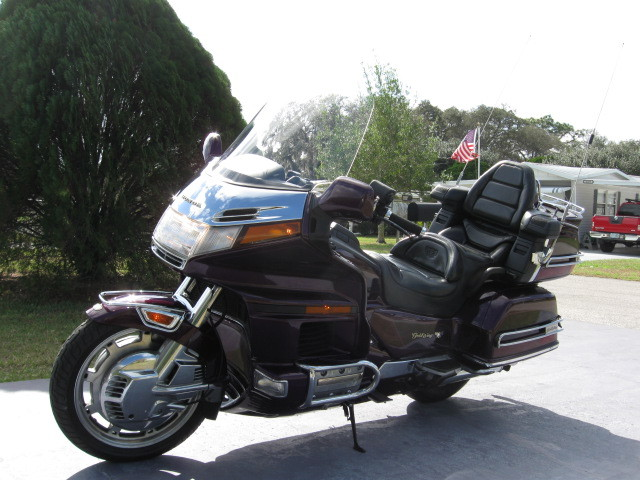 1996 Honda GOLD WING 1500 SE