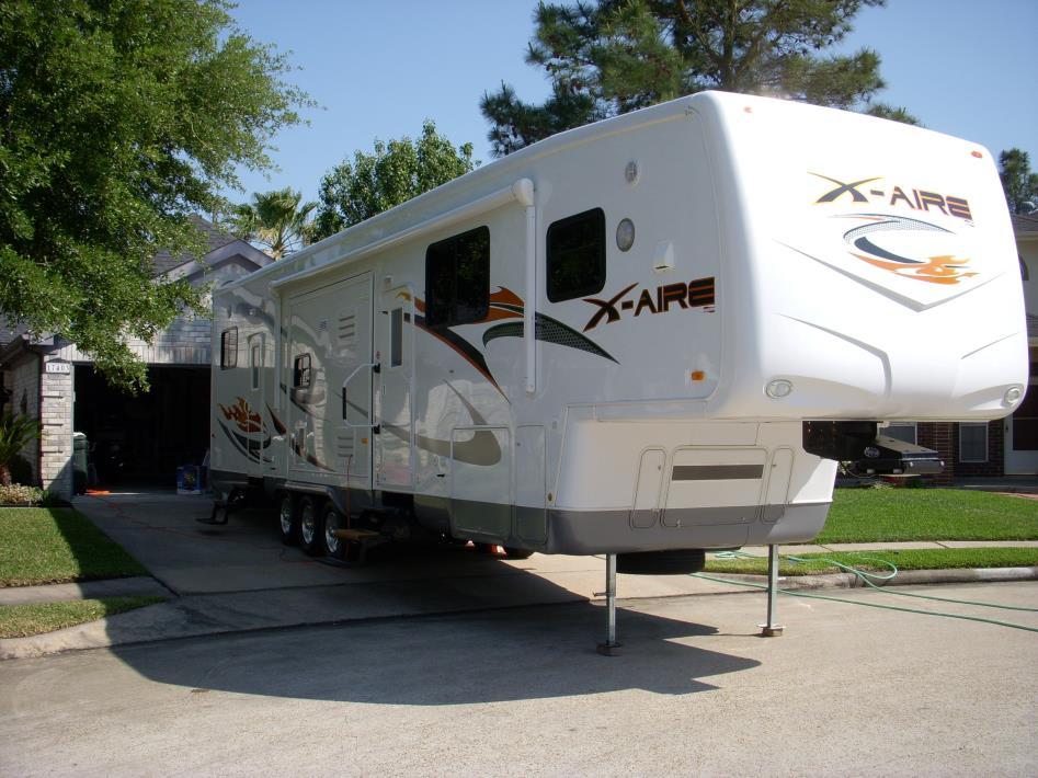 2008 Newmar X-AIRE 40CKSH