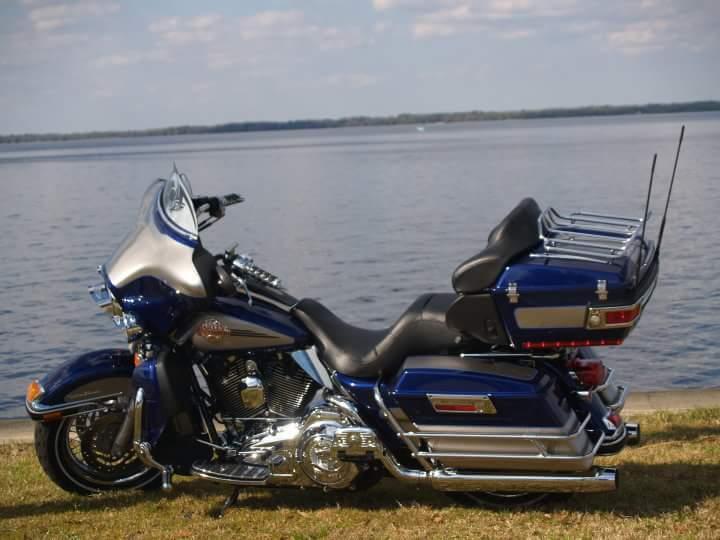 2007 Harley-Davidson TOUR GLIDE