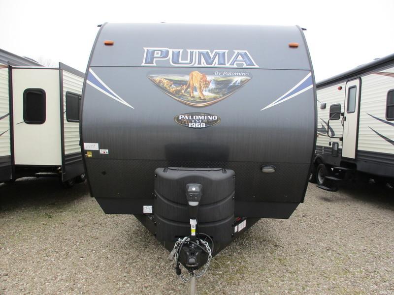 2017 Palomino Puma 30RKSS